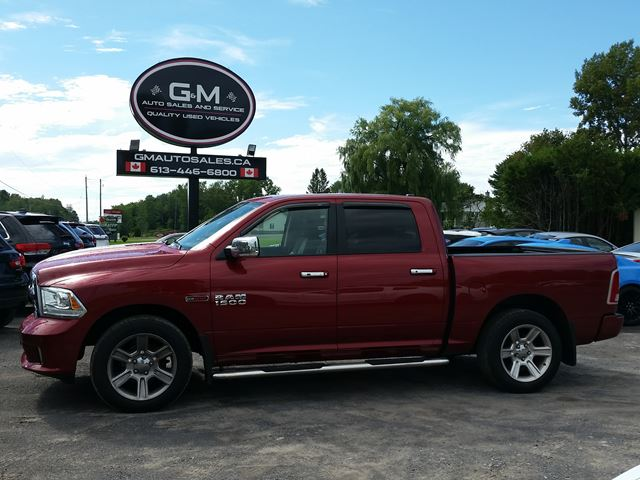 2015 Ram 1500 Laramie Limited for sale