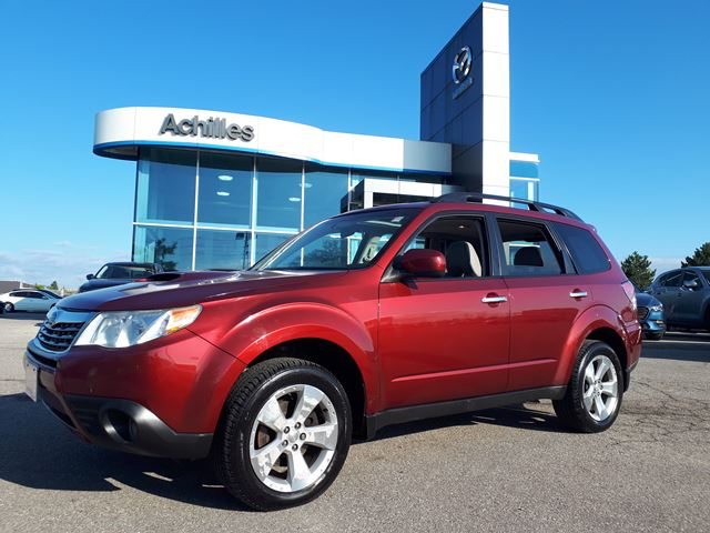 2009 SUBARU Forester *AS-IS* XT Limited in Milton, Ontario