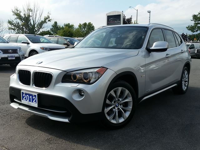 2012 BMW X1 28i -NAVIGATION-PANORAMIC ROOF in Belleville, Ontario