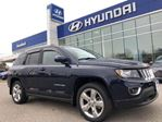 2016 Jeep Compass High Altitude - Sunroof -  Leather Seats in Brantford, Ontario