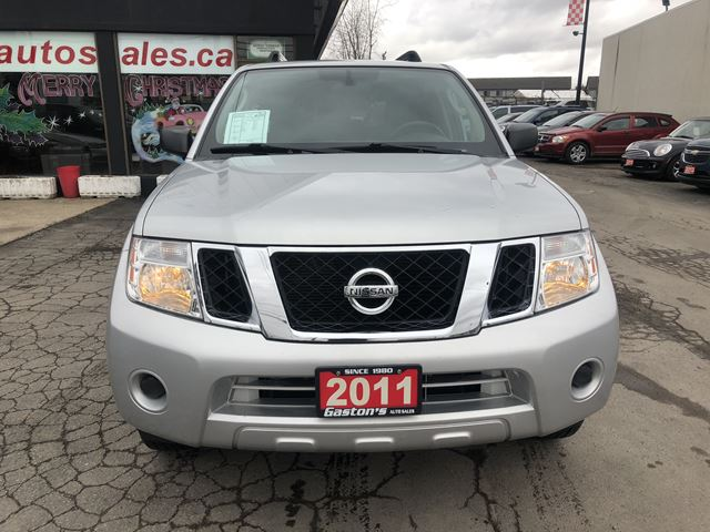 2011 Nissan Pathfinder 4x4! TOW! 7PASS! - St Catharines, Ontario Car
