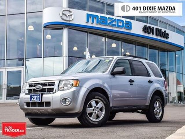 2011 FORD Escape XLT Automatic 2.5L, NO ACCIDENTS,FINANCE AVAILABLE in Mississauga, Ontario