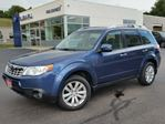 2012 Subaru Forester X Touring 5spd w/leather seating in Kitchener, Ontario