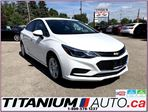 2017 Chevrolet Cruze LT+-Camera-Apple Play-Power Heated Seat-Remote Sta in London, Ontario