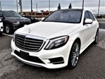 2016 Mercedes-Benz S-Class NAVIGATION, PANORAMIC SUNROOF, FRONT/REAR CAMER in Concord, Ontario