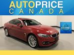 2014 BMW 435i xDrive MOONROOF|NAVIGATION|LEATHER in Mississauga, Ontario