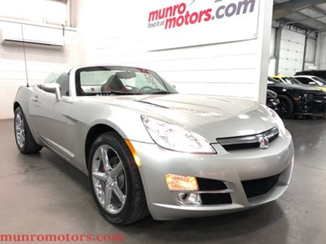 2007 Saturn Sky Leather Chrome Monsoon Sound in St George Brant, Ontario