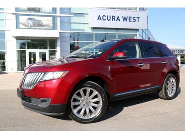 2015 LINCOLN MKX New tires in London, Ontario