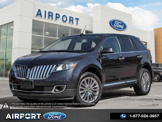 2013 LINCOLN MKX AWD with only 108,468 kms in Hamilton, Ontario