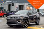 2017 Jeep Compass Limited AWD Nav Pkg Pano_Sunroof Sat Backup_Cam in Thornhill, Ontario