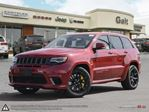 2018 Jeep Grand Cherokee TRACKHAWK 4X4 DEMO   SUNROOF LAGUNA LEATHER NAV in Cambridge, Ontario