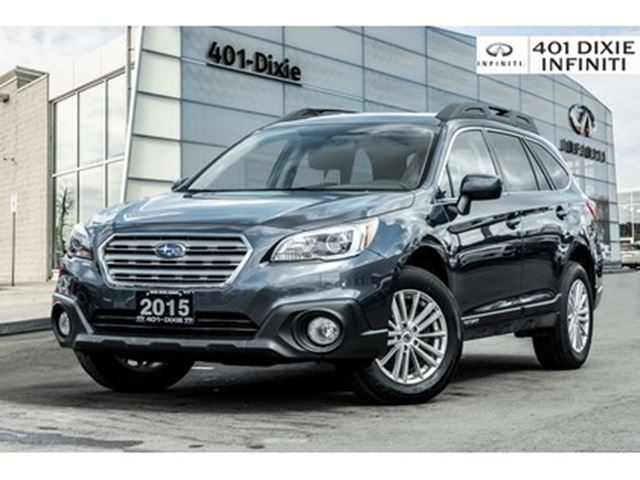 2015 SUBARU Outback Trade In! Backup Cam! Bluetooth! in Mississauga, Ontario