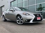 2015 Lexus IS 350 !! JUST TRADED IN !! in Mississauga, Ontario