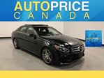 2015 Mercedes-Benz E-Class PANOROOF|NAVIGATION|REAR CAM in Mississauga, Ontario