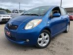 2007 Toyota Yaris RS NICE LOCAL TRADE IN GREAT CAR LOW KMS! in St Catharines, Ontario