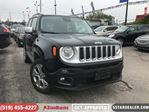 2017 Jeep Renegade Limited   NAV   LEATHER   ROOF   CAM in London, Ontario