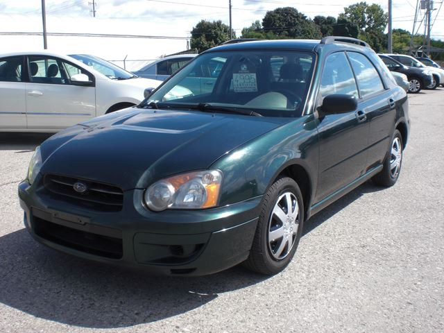 2004 SUBARU Impreza TS in London, Ontario