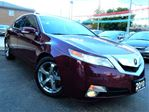 2010 Acura TL SH-AWD  NAVIGATION.CAMERA  LEATHER.ROOF  121KM in Kitchener, Ontario