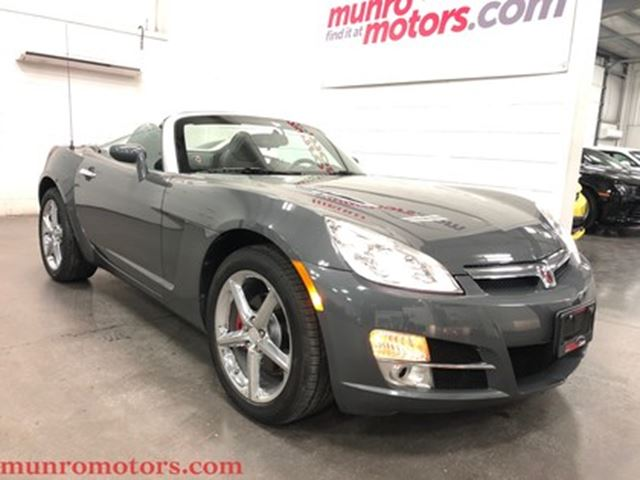 2008 Saturn Sky Chrome Wheels Leather Automatic in St George Brant, Ontario