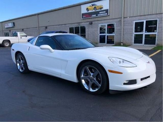 2006 CHEVROLET Corvette Z51 HUD Auto Touchscreen 1SB Canadian Car in St George Brant, Ontario