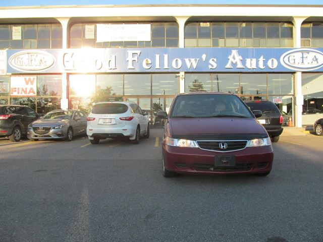 2003 HONDA Odyssey Special Price Offer for LX Model in North York, Ontario