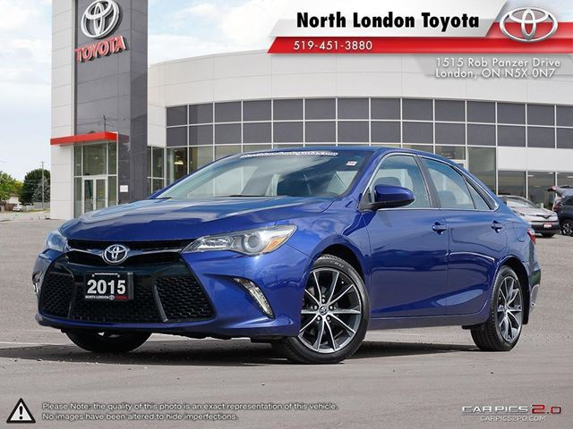 2015 TOYOTA Camry XSE #1 Most Affordable mid sized sedan for 2015 - Edmunds.com in London, Ontario