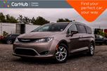 2017 Chrysler Pacifica Touring-L Plus 8 Seater DVD Backup Cam Bluetooth R-Start Blind Spot Leather 18Alloy rims in Bolton, Ontario