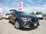 2017 Mazda CX-3 AUTO NAV B-TOOTH FACTORY WARRANTY  BACKUP CAM A/C in Oakville, Ontario