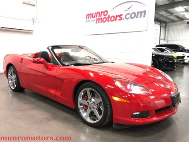 2008 Chevrolet Corvette LS3 Convertible 2LT Performance Exhaust in St George Brant, Ontario