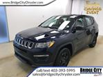 2018 Jeep Compass Sport in Lethbridge, Alberta