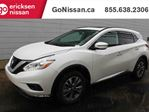 2017 Nissan Murano SV: AWD, HEATED SEATS, PANORAMIC ROOF, NAVIGATION, BACK UP CAMERA in Edmonton, Alberta