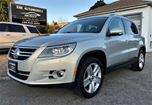 2010 Volkswagen Tiguan Highline 4MOTION AWD NAVI BACK-UP CAM PANO ROOF in Mississauga, Ontario