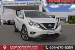 2015 Nissan Murano Platinum in Surrey, British Columbia