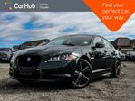 2015 Jaguar XF AWD Navi Sunroof Backup Cam Bluetooth Leather Heated Front Seats Push Start 19Alloy in Bolton, Ontario