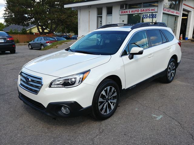 2016 SUBARU Outback 2.5i LIMITED LEATHER/NAV/R.CAM in Ottawa, Ontario