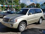 2003 Toyota Highlander 4WD in St Catharines, Ontario