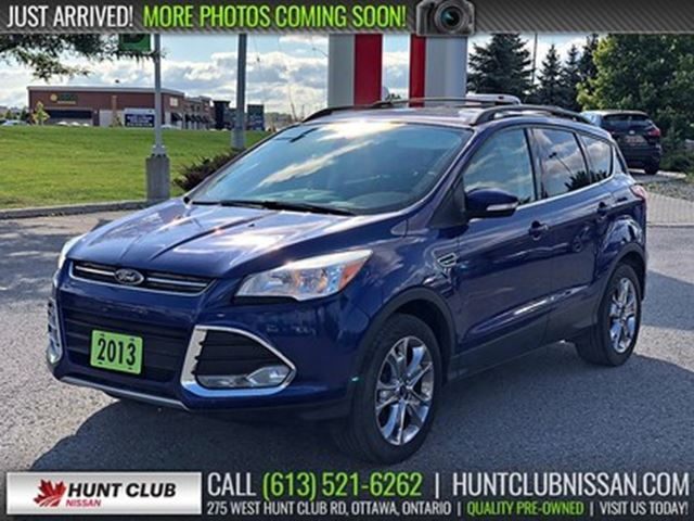 2013 FORD Escape SEL   Navi, Leather, Pano Moonroof in Ottawa, Ontario