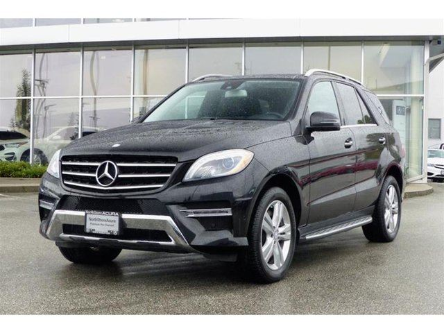 2013 Mercedes-Benz M-Class 4matic *New Tires* in North Vancouver, British Columbia