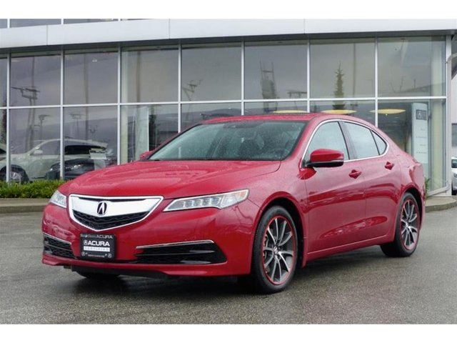 2017 Acura TLX 2.4L P-AWS w/Tech Pkg *Acura Certified* in North Vancouver, British Columbia