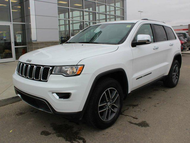 2018 JEEP Grand Cherokee Limited in Peace River, Alberta