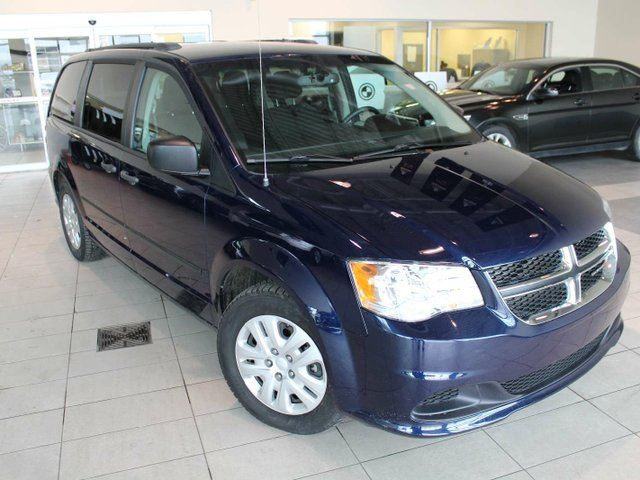 2015 DODGE Grand Caravan Canada Value Package in Red Deer, Alberta