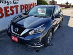 2018 Nissan Murano SV ALL WHEEL DRIVE, NAVIGATION in Oshawa, Ontario