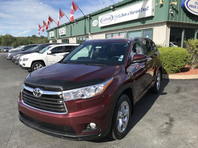 2015 TOYOTA Highlander Limited in Lower Sackville, Nova Scotia