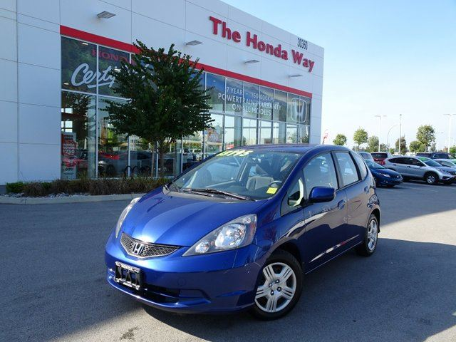 2014 HONDA Fit Sport 5-Speed AT in Abbotsford, British Columbia