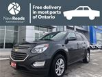 2017 Chevrolet Equinox LT, INCOMING, AWD, NAV, PWR LIFT GATE, PWR ROOF in Newmarket, Ontario