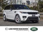 2016 Land Rover Range Rover Sport V8 Supercharged Autobiography Dynamic in Vancouver, British Columbia