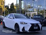 2018 Lexus IS IS 350 AWD - F Sport 3 -  Navigation - 15 Speak in Port Moody, British Columbia