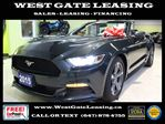 2015 Ford Mustang CONVERTIBLE  CAMERA  BLUETOOTH  in Vaughan, Ontario