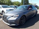 2014 Lexus IS 250 F-sport- AWD,  Red int in Pickering, Ontario