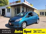 2014 Toyota Yaris LE/CLEAN CARPROOF/PRICED - QUICK SALE! in Kitchener, Ontario